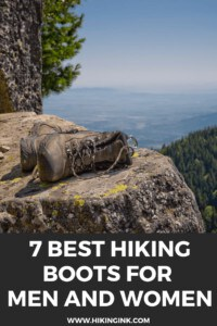 7 Best Hiking Boot Brands for Men and Women
