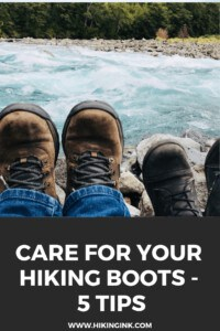 Care for Your Hiking Boots