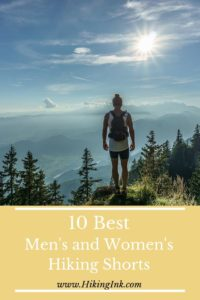 10 Best Men's and Women's Hiking Shorts